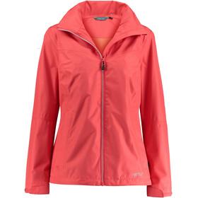 Meru Arta Naiset takki , punainen